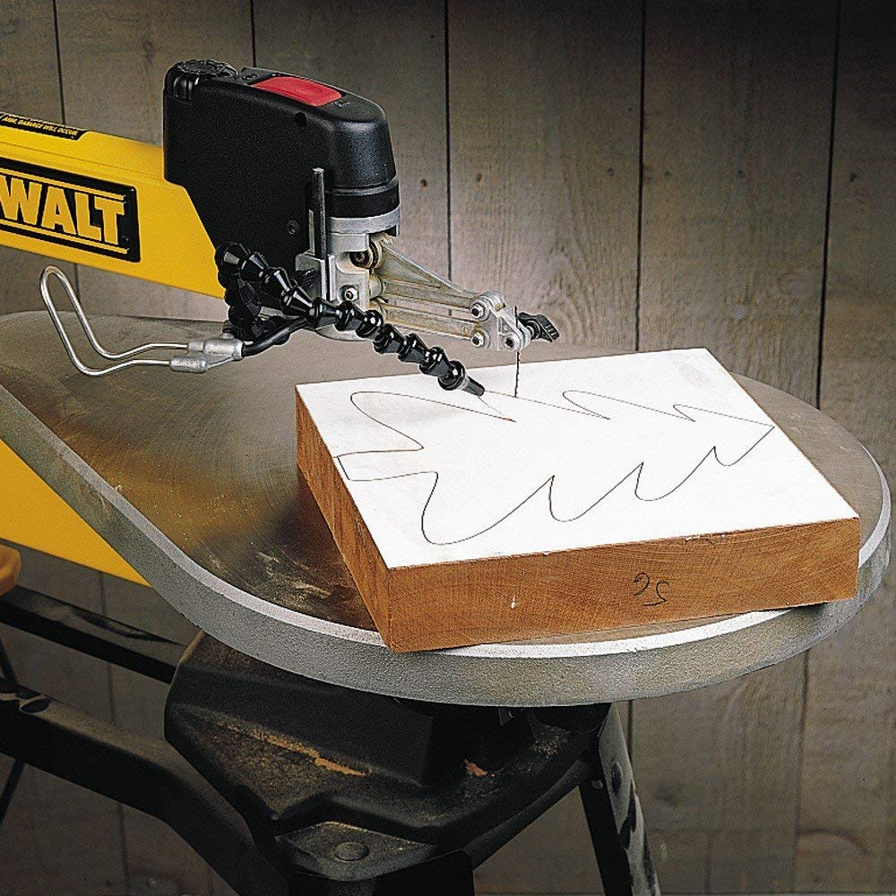 best scroll saw blade for thick wood