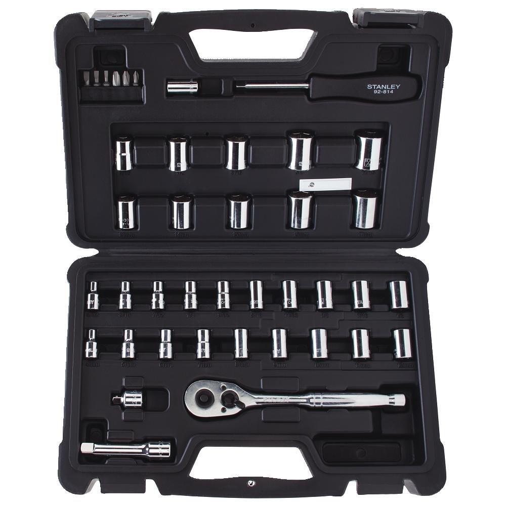 Stanley STMT71652 123-Piece best Socket Set