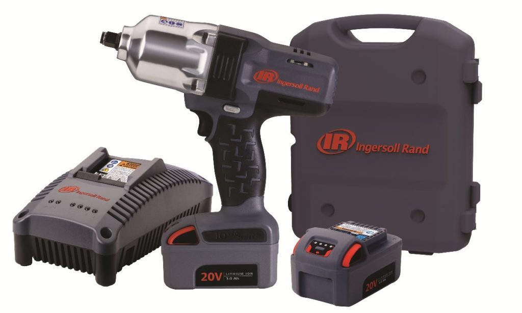 Ingersoll Rand W7150 Best Cordless Impact Wrench for Changing Tires