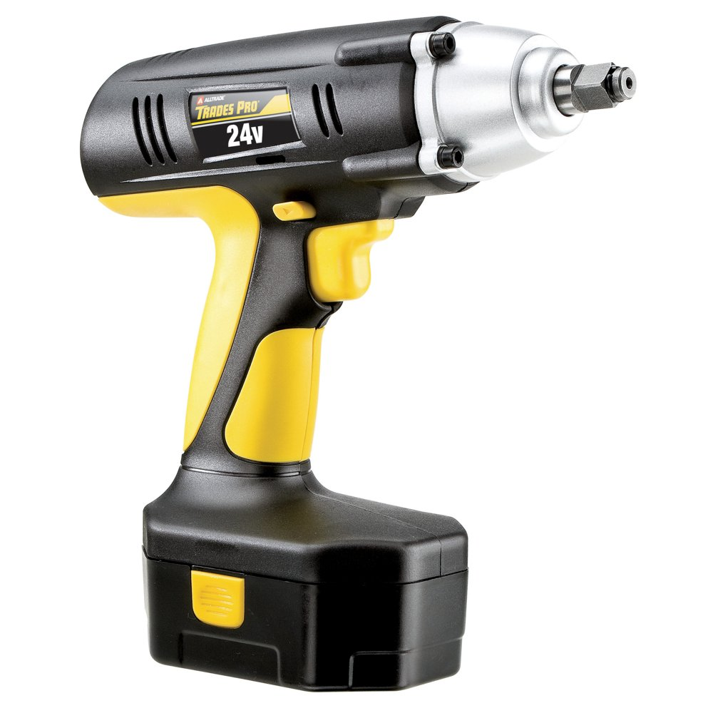 Tradespro 837212 Best Cordless Impact Wrench for Changing Tires