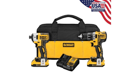 Dewalt dck283d2 review