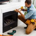 How to Install Glass Fireplace Doors by Yourself