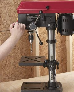 Best Floor Drill Press for Home Shop 1