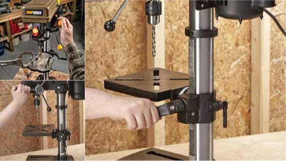 Best Floor Drill Press for Metal