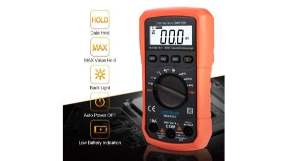 Best Inexpensive Multimeter Featured Image