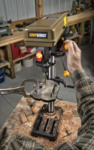 Floor Drill Press for Metal-01