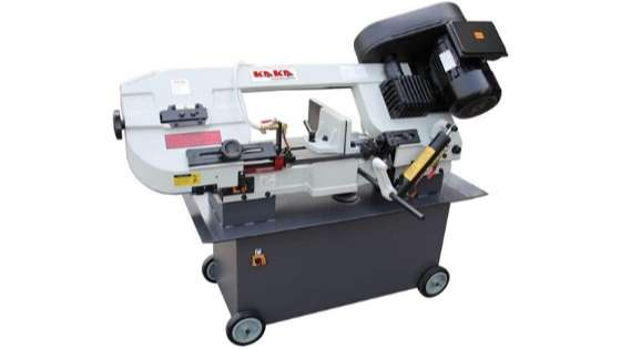 Best horizontal band saw for metal cutting
