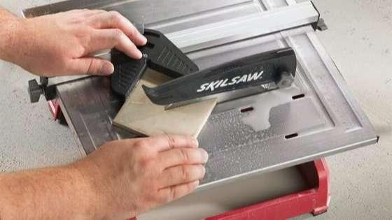 Best wet tile saw for DIY