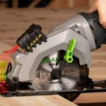 Circular Saw, GALAX PRO 4Amp 3500RPM Mini Circular Saw with Laser Guide