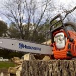 Husqvarna 240 chainsaw review